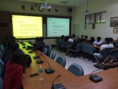 新加坡共和理工大學參訪航空學院(2016/3/31)